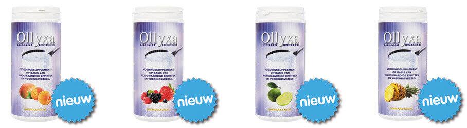 Nieuwe smaken Ollyxa HighPro